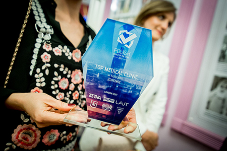 Top Medical Clinic zwycięzcą w plebiscycie Polish Choice of the Year 2017!