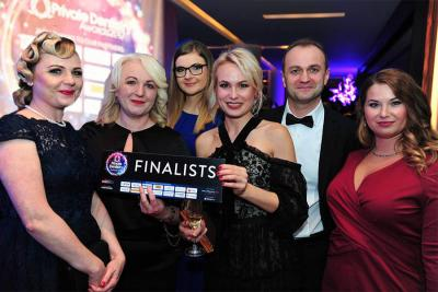 Top Medical Clinic finalistą w Dentistry Awards i Private Dentistry Awards!